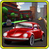 Crazy Race Cars Pro app icon