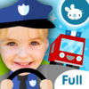 Puzzle for Kids Cars & Trucks iOS Icon