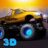 Extreme Monster Truck Racing 3D Full app icon