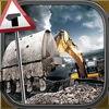 Extreme Rig'n'Roll Construction Machine Simulator 2016 iOS Icon