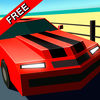 Pixel Thumb Drift Car Racing Free iOS Icon