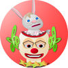Mutant Clowns iOS Icon