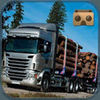 Wood Cargo Transporter VR app icon