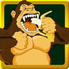 Banana Kong Jump iOS Icon