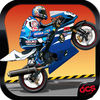 Bike Stunt Rivals Pro app icon