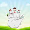 Family Finger Puppets app icon