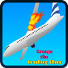 Escape the Crashing Plane iOS Icon