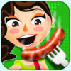 Kids Kitchen Cooking Mania app icon