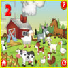 Funny farm for kids iOS Icon