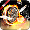 Monster Car tyre Racing Pro iOS Icon