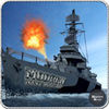 Modern Navy Warship: World War Battle app icon