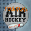 FPAH: Foul Play Air Hockey iOS Icon