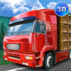 Russian Cargo Truck Simulator 3D Full app icon