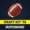 RotoWire Fantasy Football Draft Kit 2016 App