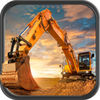City Construction Simulator Excavator Operator app icon