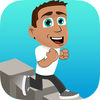 The Running Man Challenge Game iOS Icon