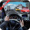 Crazy Car Traffic Racing Pro app icon