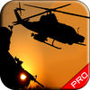 Ultimate Helicopter Battle Fight Pro app icon