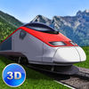 Europe Railway Train Simulator 3D Full app icon