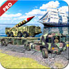 Army War Missile Cargo Truck Pro app icon