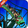 Real Roller Coaster Simulator Pro iOS Icon