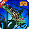 VR-Real Roller Coaster Simulator Pro iOS Icon