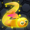 Glowing Snake: Slither Skins and Mods app icon