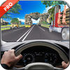 Drive In Car On Highway Pro app icon