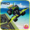 Flying Car Offroad Monster 4x4 Pro app icon