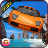 Flying Car: Futuristic Driving Pro app icon