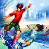 Football Games Parkour Soccer Shot iOS Icon