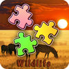Jigsaw Puzzle Wildlife iOS Icon