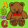 Kids Play Puzzles And Learn English iOS Icon