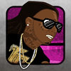 Lil Wayne: Sqvad Up iOS Icon