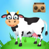 VR My Angry Cow Simulator iOS Icon