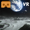 VR Moon Mission Cardboard 3D app icon