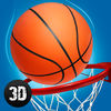 Basketball Throwing Challenge 3D Full iOS Icon