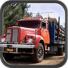 Mountain Wood Cargo Trucker 3D app icon