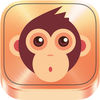 Monkey Jumping Game app icon