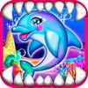 Princess Dolphin and Shark Rescue app icon