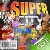 Super City (Superhero Sim) app icon