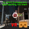 VR Zombie City 3D iOS Icon