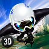 Wingsuit Sky Dive 3D Full iOS Icon