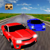 VR Highway Car Traffic Race 3D app icon