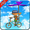 BMX Flying Cycle Copter Pro app icon
