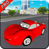 Crazy Kids Car Driving Pro iOS Icon
