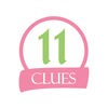 11 Clues: Word Game app icon