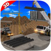 Bridge Builder Crane Simulator 3D app icon