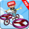 BMX Mountain Bicycle Copter Pro app icon