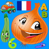 Kids Learn French And Play Puzzles app icon